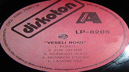 Veseli Romi- S- A Lp (1986).mp4