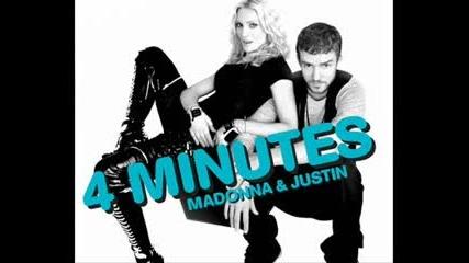 [new]madonna Ft Jt - 4 Minutes