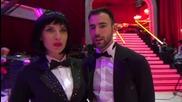 Dancing Stars - Нели и Наско на полуфиналa (27.05.2014г.)