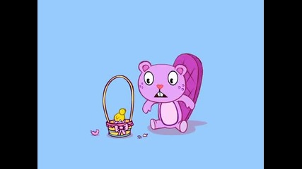 Happy Tree Friends - Toothys Easter Smoochie