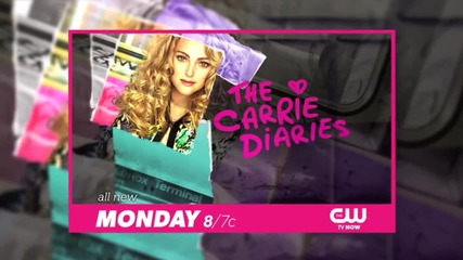 The Carrie Diaries - 1x12 - A First Time for Everything - Разширено промо