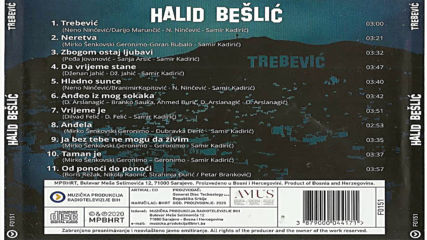 Halid Beslic - Vrijeme je 2020