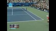 Justine Henin - Svetlana Kuznetsova. Us Open 2007 Final