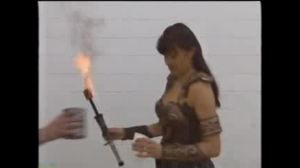 Xena - Behind The Scenes Season 1