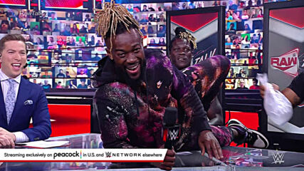 The New Day revel in Kofi Kingston's victory over Bobby Lashley: Raw Talk, May 17, 2021