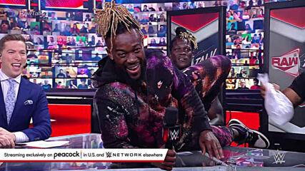 The New Day revel in Kofi Kingston's victory over Bobby Lashley: Raw Talk, May 17, 2021