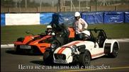 Top Gear Series18 E6 (part 1) + Bg sub