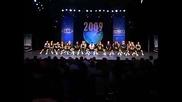Alpha Cheer & Dance Co. - Международен шампионат по Хип - Хоп Танци 2009г
