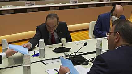 Switzerland: Syrian Constitutional Committee Small Body attends 6th sitting with UN's Pedersen