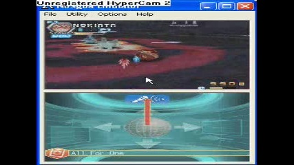 Bakugan Battle Brawers Nds - Me vs Billy