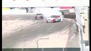 Dai Yoshiharas 09 Lexus Is Drift Car in Detail at Formula D Lb