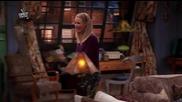Friends / Приятели - Сезон 6 Епизод 6 - Bg Audio - | Част 2/2 |