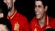 La Roja Baila Himno Oficial de la Seleccin Espaola Videoclip