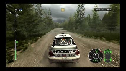 Wrc: Fia World Rally Championship My Gameplay