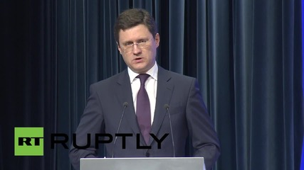Russia: Novak outlines the federation's increased energy reserves