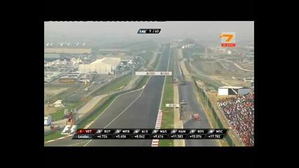 Формула1 Гран При На Индия 2011 (2/8)