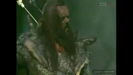Lordi - Deadite Girls Gone Will