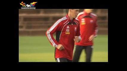 Световно първенство по футбол 2010 Юар Визитна картичка на Словакия