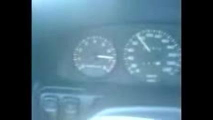 mazda 323f 2.5 kzle 100 km