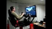 Жестоко Live For Speed - Симулатор