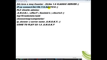Counter - Strike 1.6 - Cs 1.6 Classic Serve