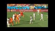 Холандия - Чили 2:0