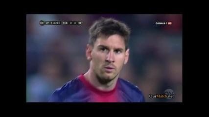 05.05 Барселона - Реал Бетис 4:2