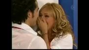 Anahi Y Alfonso - Nunca Te Olvidare... + Bg Subs
