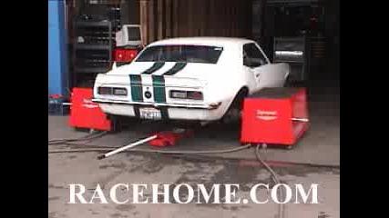 Chevrolet Camaro Ss Dyno