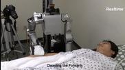 Робот - медецинска сестра