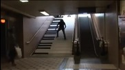 Как да се накарат хората да ползват стълбите,а не ескалатора