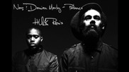 Nas & Damian Marley - Patience (hulk remix)
