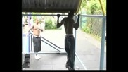 Street Fitness Training