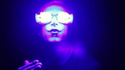 Celldweller - Frozen [ Celldweller vs Blue Stahli ] Official Music Video