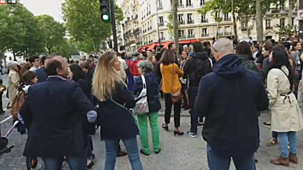 France: Protesters rally in Paris as doctors halt life support of man in vegetative state