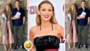 Photoshop гаф: Спипаха Блейк Лайвли, че си обработва снимките за Instagram! Издаде я мъжът ѝ