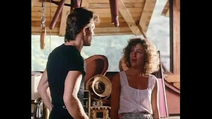 Patrick Swayze - She is Like the Wind / Dirty Dancing
