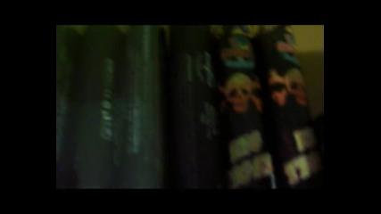 Арсенала ми от пиратки за Нова Година 2011/2012
