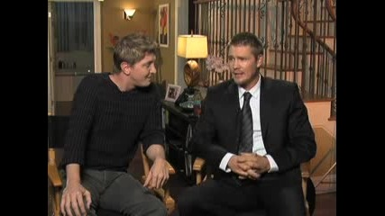 Oth :chad Michael Murray Interview