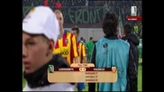 """След срещата от """"Лига Европа"""" """"Лудогорец"""" – """"Валенсия"""" 0:3"""