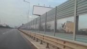 Да предпазим магистралите от снегонавявания със странични фотоволтаични стъклостени за ток за елколи