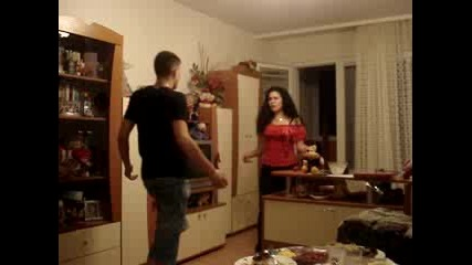 Габи И Светльо Танцуват