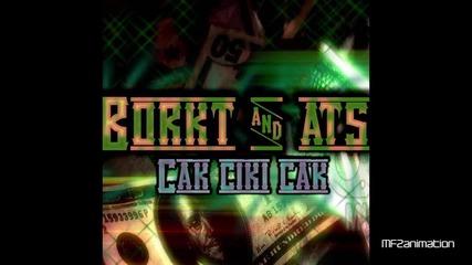 Borkt & Ats - Цак Цики Цак (zanimation)
