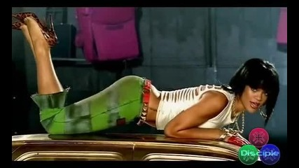 Rihanna - Shut Up And Drive 2007 High - Quality
