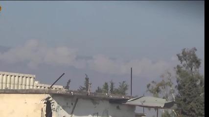 Русия изтри от лицето на Земята района на сваления Су-24 !