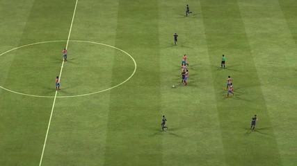 Fifa 13 [1vs1] Thereaverbg vs cstrike 4-1 - 5-0 Leave Nob