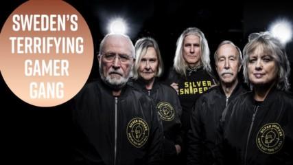 The Silver Snipers: Този отбор пенсионери разбива видео игрите