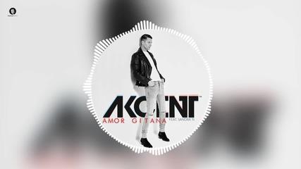 Akcent feat. Sandra N - Amor Gitana