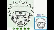 Как Да Нарисуваме Naruto
