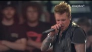 Papa Roach - 11 - Last Resort (rock Am Ring 2013)